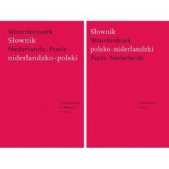Słownik niderlandzko-polski oraz polsko-niderlandzki /II tomy/