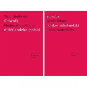 Słownik niderlandzko-polski oraz polsko-niderlandzki/dwu tomowy/