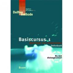 Delftse Methode Basiscursus 1 Nederlands voor buitenlanders (Tekstboek)