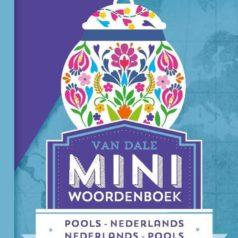 Słownik kieszonkowy Van Dale Miniwoordenboek Pools-Nederlands Nederlands-Pools