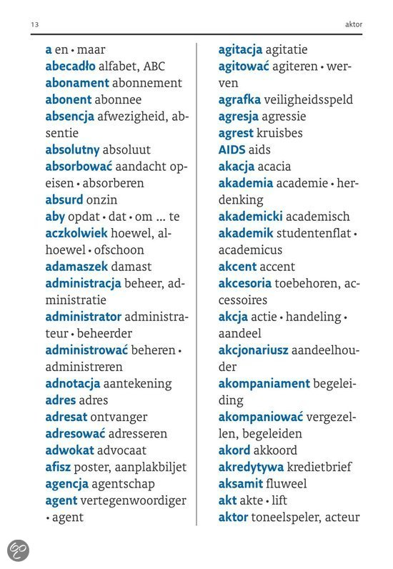 słownik van dale