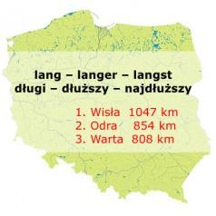 Stopniowanie i użycie przymiotnika lang – długi, długa, długie w języku niderlandzkim