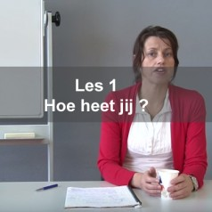 Lekcja 1 język niderlandzki dla początkujących [wideo]