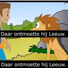 14 bajek z napisami w języku niderlandzkim – czas przeszły [wideo]