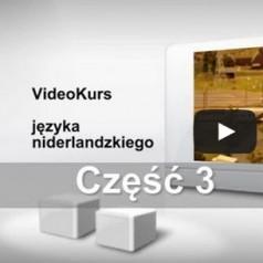Holenderski część 3 – Darmowy video kurs języka niderlandzkiego. [wideo]