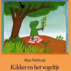 Kikker en het vogeltje [książka dla dzieci]
