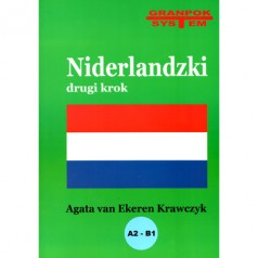 Niderlandzki drugi krok – poziom A2/B1 [książka + CD audio] autorstwa Agata van Ekeren Krawczyk