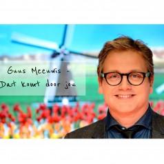 Guus Meeuwis–Dat komt door jou [tekst + teledysk + słowniczek]