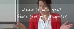 Lekcja 3 – język niderlandzki dla początkujących [wideo]