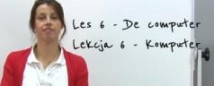Lekcja 6 – język niderlandzki dla początkujących [wideo]