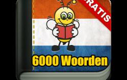 Nederlands Leren 6000 Woorden [aplikacja telefon android]