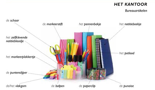 Van Dale beeldwoordenboek - Nederlands przykładowa strona 3