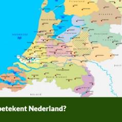 A jak Ty jesteś zintegrowany z holenderskim społeczeństwem? – [TEST]