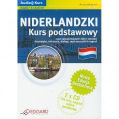 Niderlandzki. Kurs Podstawowy (Książka + 2 x audio CD). Nowa edycja