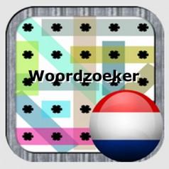 Woordzoeker nederlands /gra logiczna na telefon/