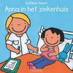 Annia w szpitalu! Anna in het ziekenhuis! Boekje NL-PL [wideo]