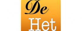 De Het – darmowa aplikacja na telefon/tablet