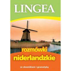 Rozmówki niderlandzkie ze słownikiem i gramatyką [książka] Niezbędne w podróży