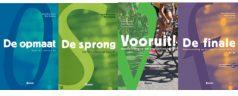 Seria książek Op maat, De sprong, Vooruit!, De finale