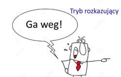 Tryb rozkazujący w języku niderlandzkim [gebiedende wijs] [wideo]