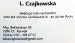 Lidia Czajkowska