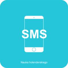 Sms-learning – czyli nauka języka niderlandzkiego poprzez SMS-y