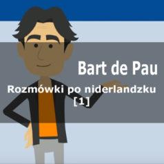 Przedstawianie się w języku niderlandzkim [dialog 1][wideo]