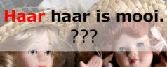 "Różnica między ""haar"" i ""het haar"" w języku niderlandzkim"