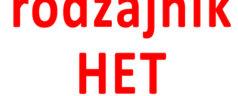 Najważniejsze wyrazy z rodzajnikiem HET w języku niderlandzkim