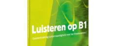 Luisteren op B1 + online [książka + e-lerning]