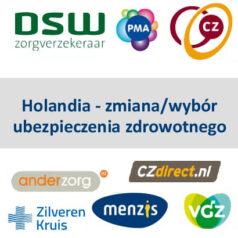 Zmiana wybór ubezpieczenia zdrowotnego w Holandii a nauka języka niderlandzkiego[wideo]