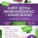Zapisy na kursy języka niderlandzkiego i angielskiego w Utrechcie- styczeń 2019